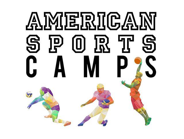 Arrenquem l'estiu amb els nostres  American Sports camps!!!! #footballflag #basketball #football #santmiqueldecampmajor #larcada #summercamps #sportscamps