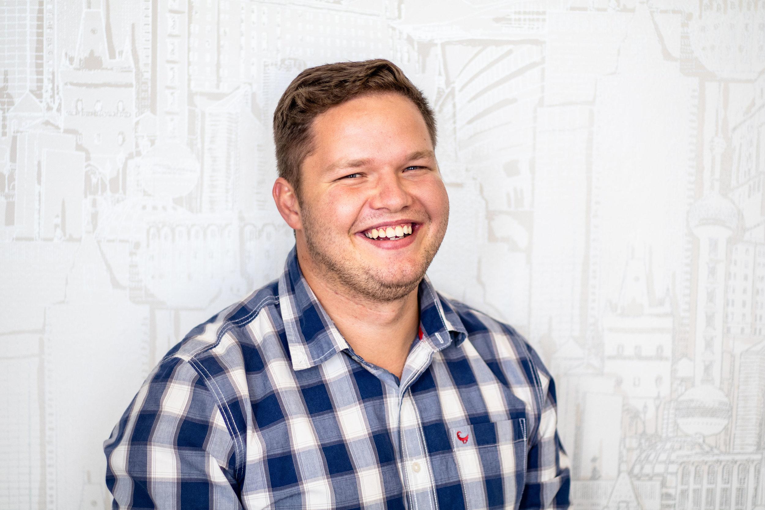 Christo van Wyk - IT Technician