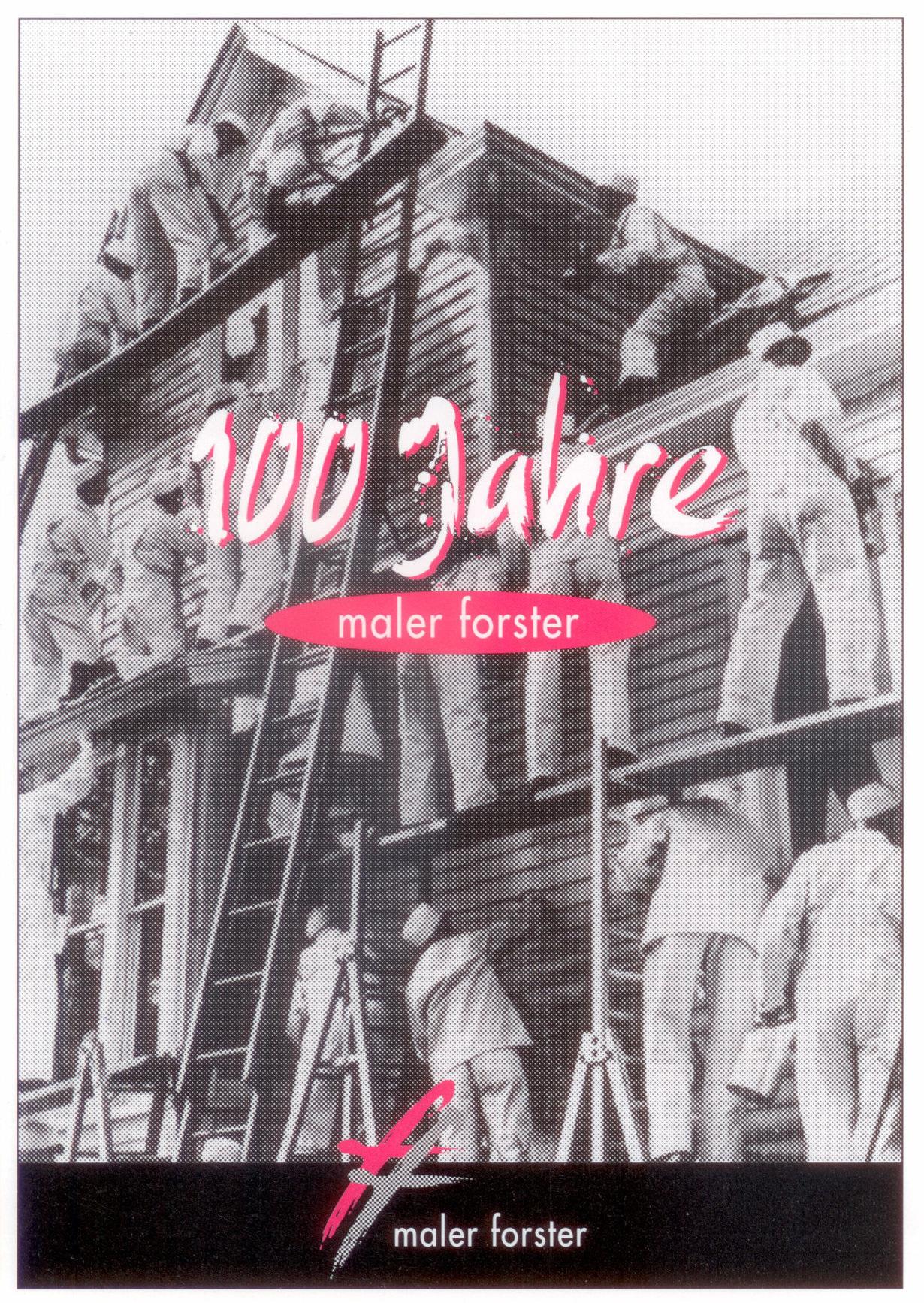 1993 wird 100-jähriges Firmenjubiläum gefeiert