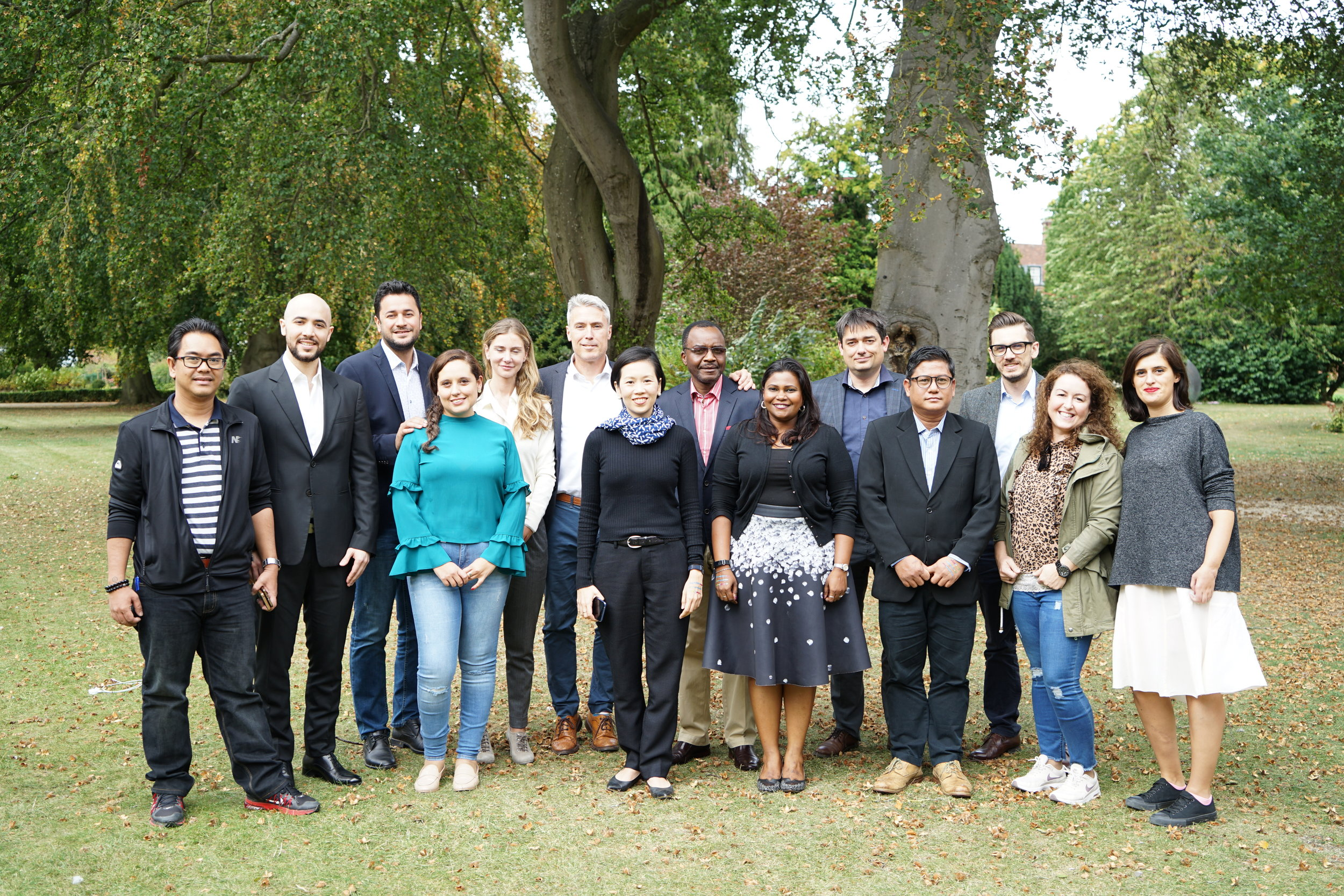 IPPFoRB Academy 2018 in Oxford, UK