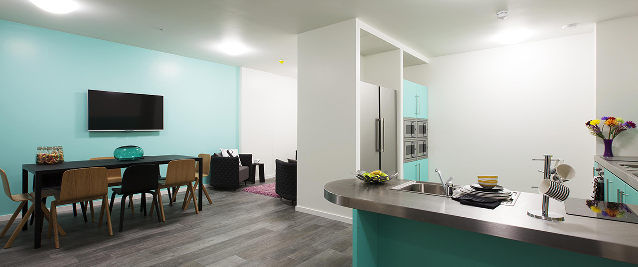 Pure Student Living - City