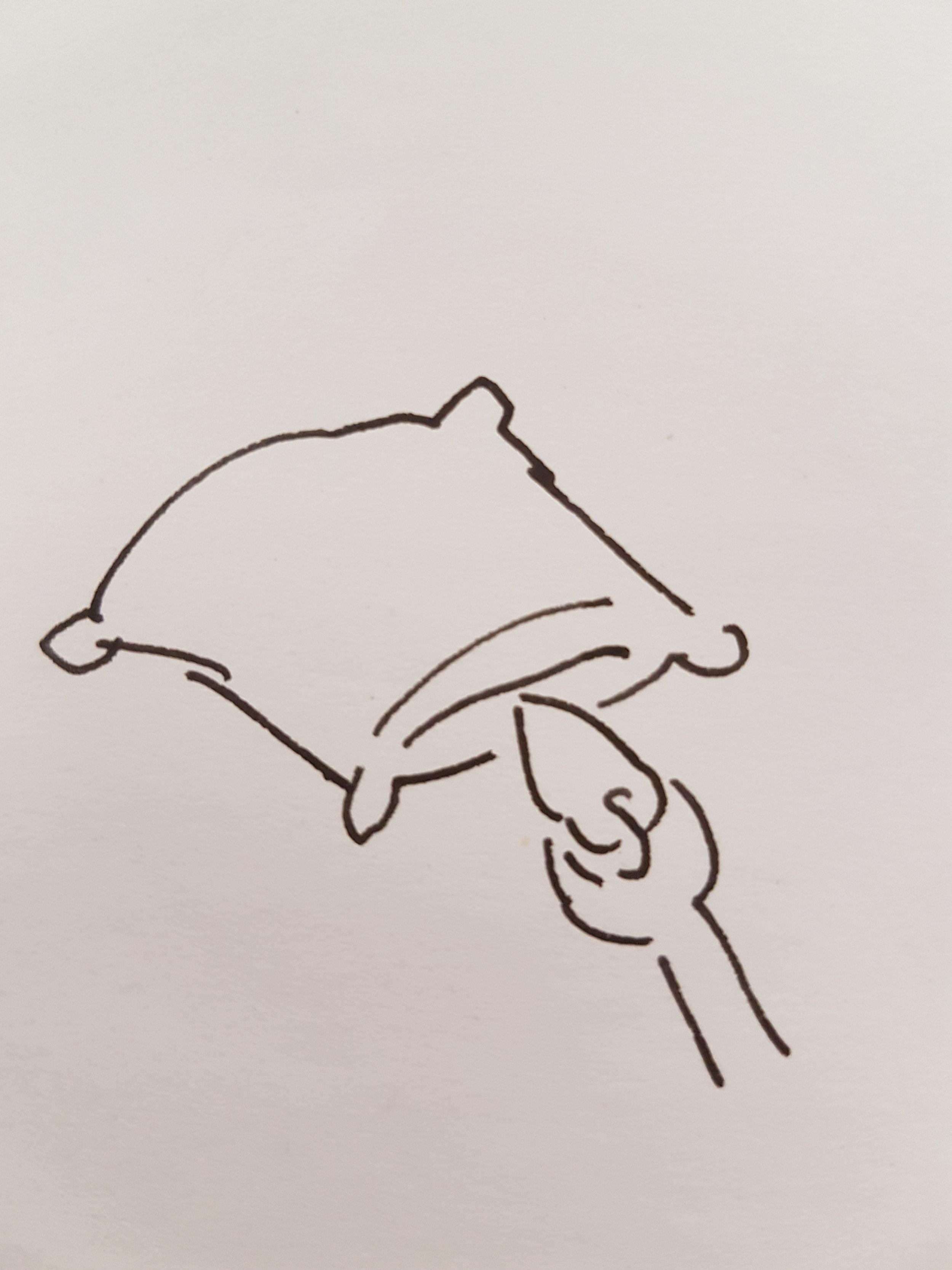 Put it Underneath your Pillow -