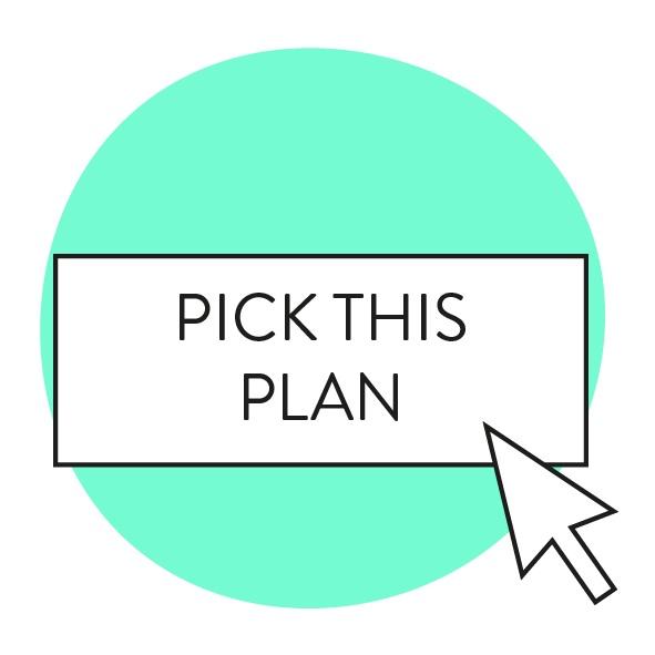 1. Pick a plan. -