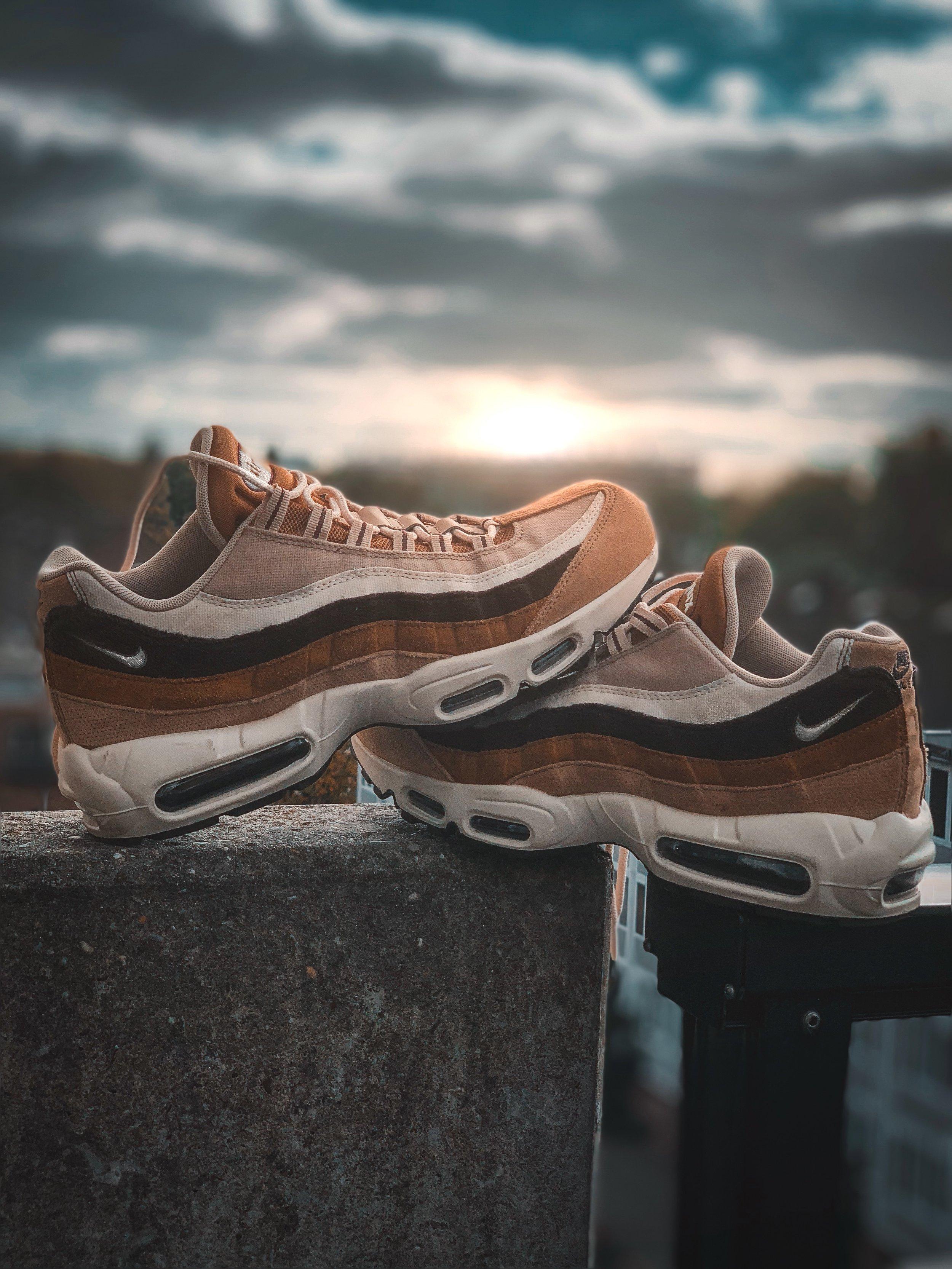 Nike Airmax 95 beige