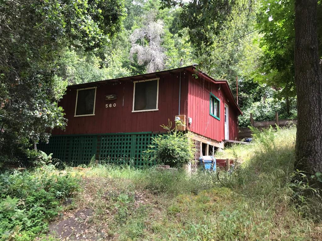560 Sylvan Ave, Boulder Creek, CA 95006
