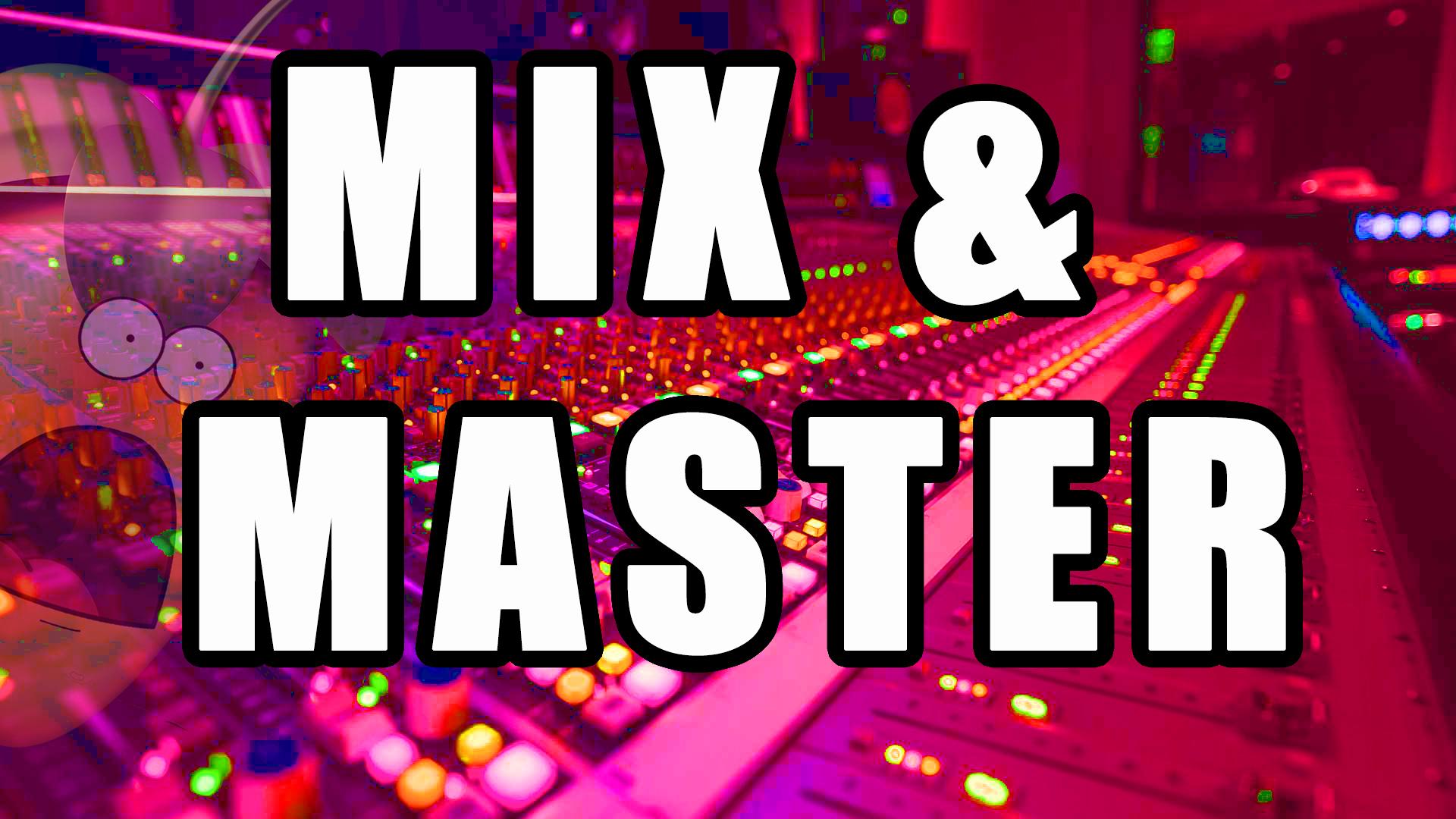 Tutorias de Mix & Master do Canal