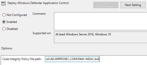 Privileged Access Workstation — Improsec | improving security
