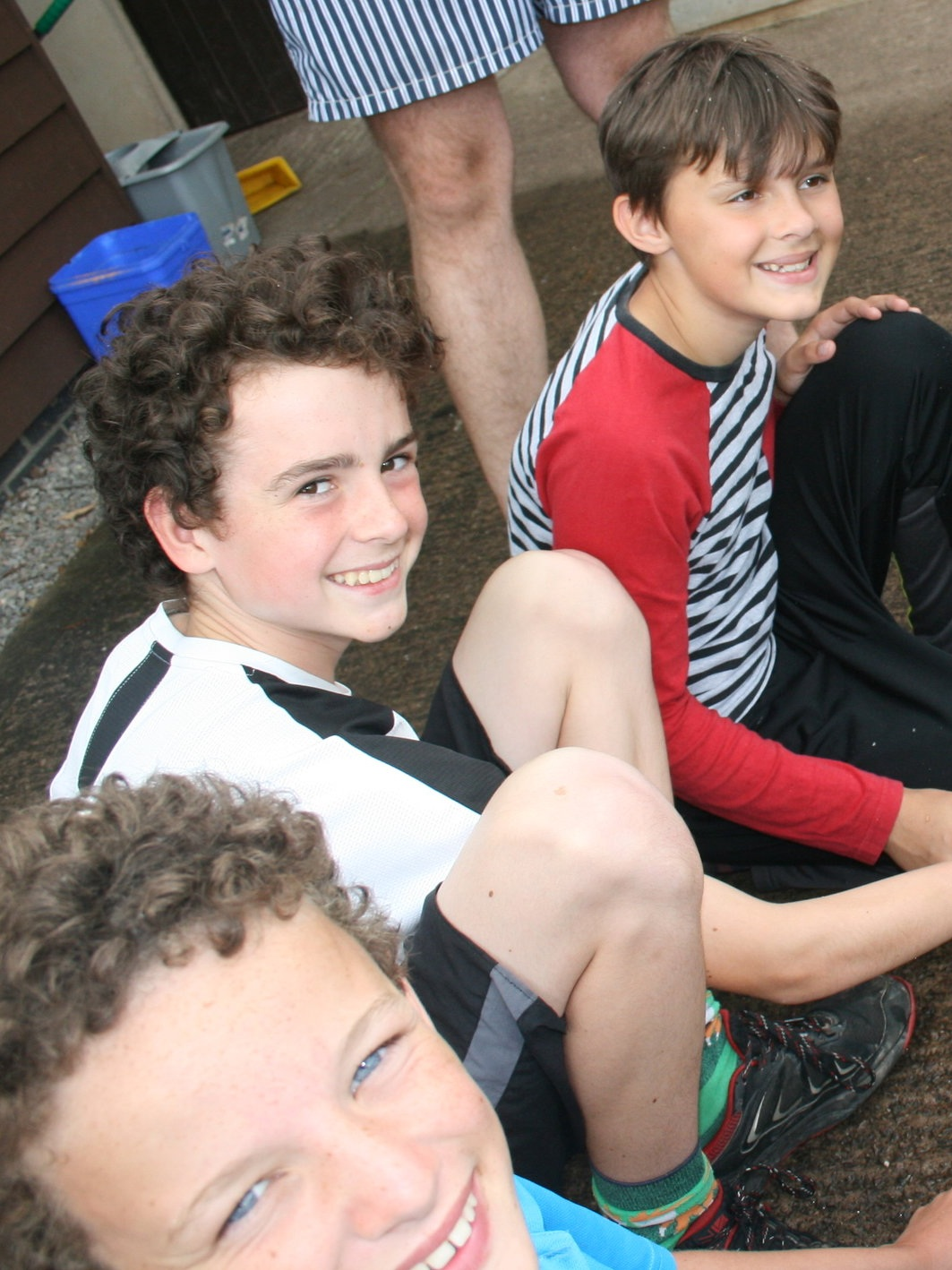 fun and games on christian activity holiday