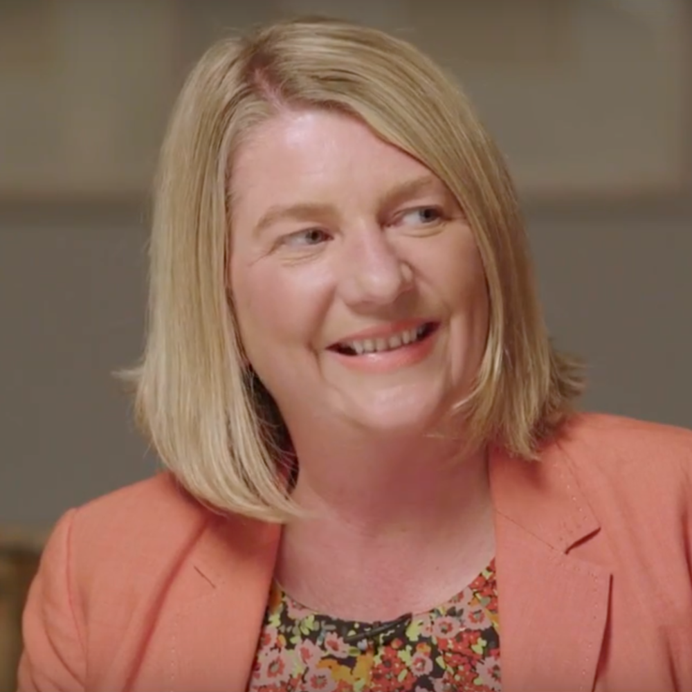 """At RSA insurance, I was working for a company that is more than 300 years old, the thrill of thinking I can impact something that big and established is incredible."" - Jenny Burns"