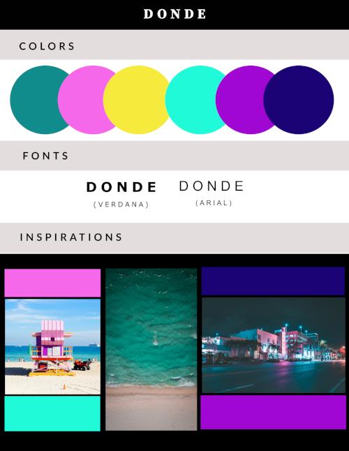 Moodboard designed by Daniella de Sostoa