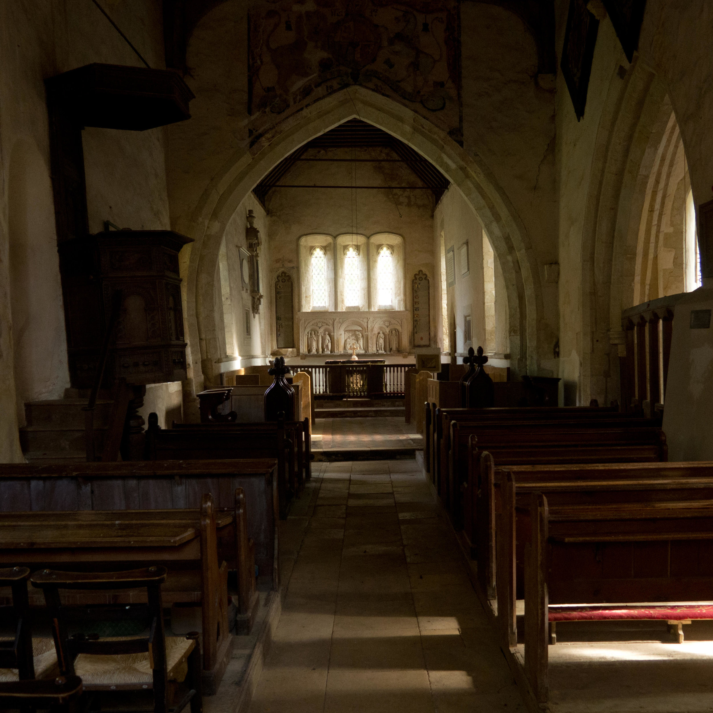 st nicholas oddington - ServicesServices at St. Nicholas are limited to services in the summer and St. Nicholas' Day and Christmas Eve services which are candle lit.Churchwarden Mrs Cammy Aston Tel: 01608 659263