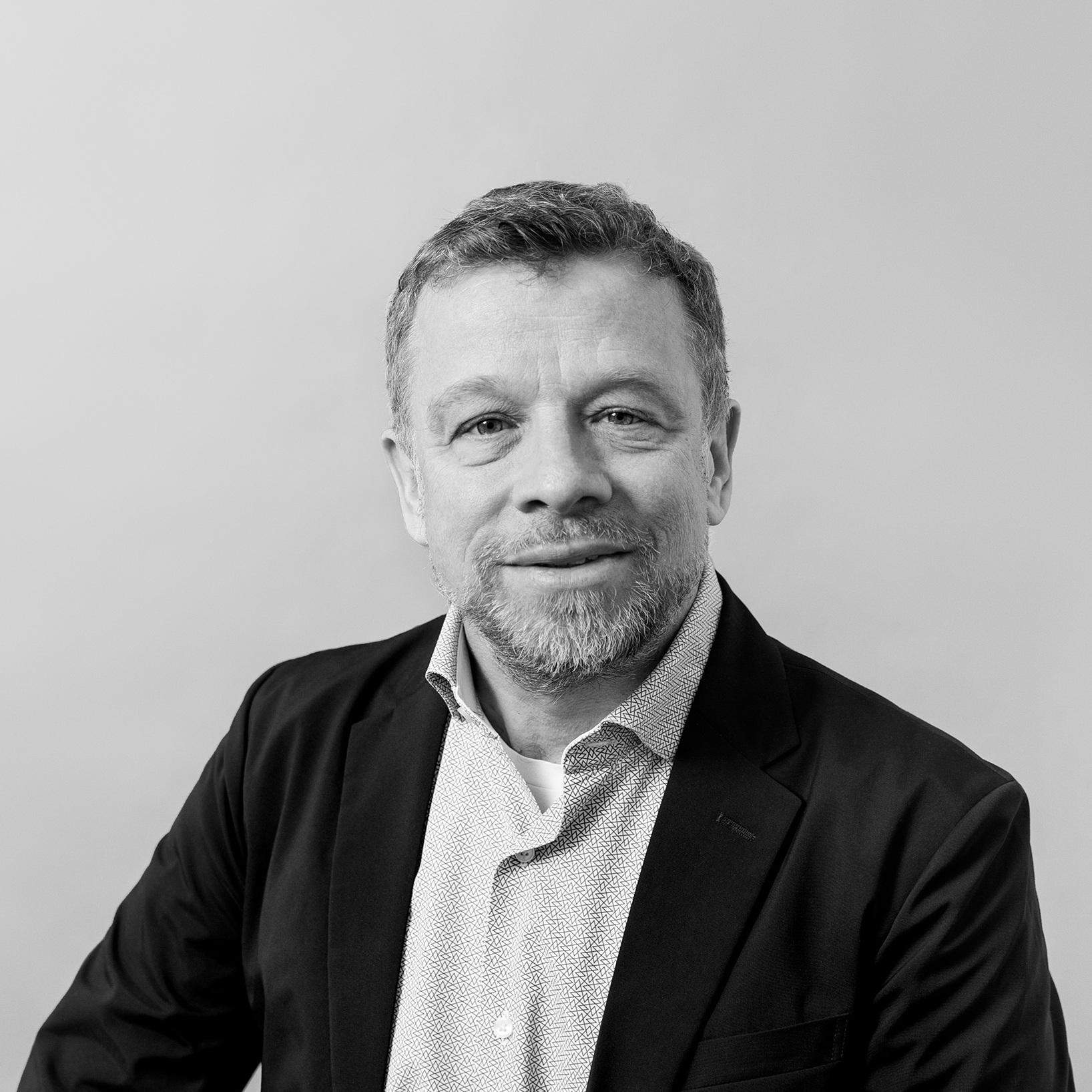 Graham Goymour - Founding partner