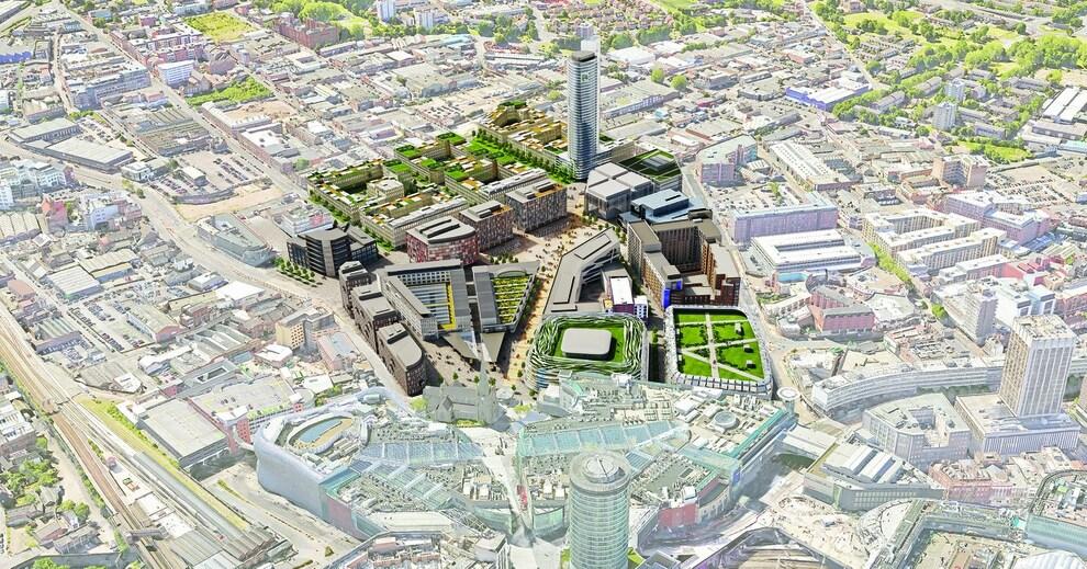 Copyright Birmingham City Council / Lendlease