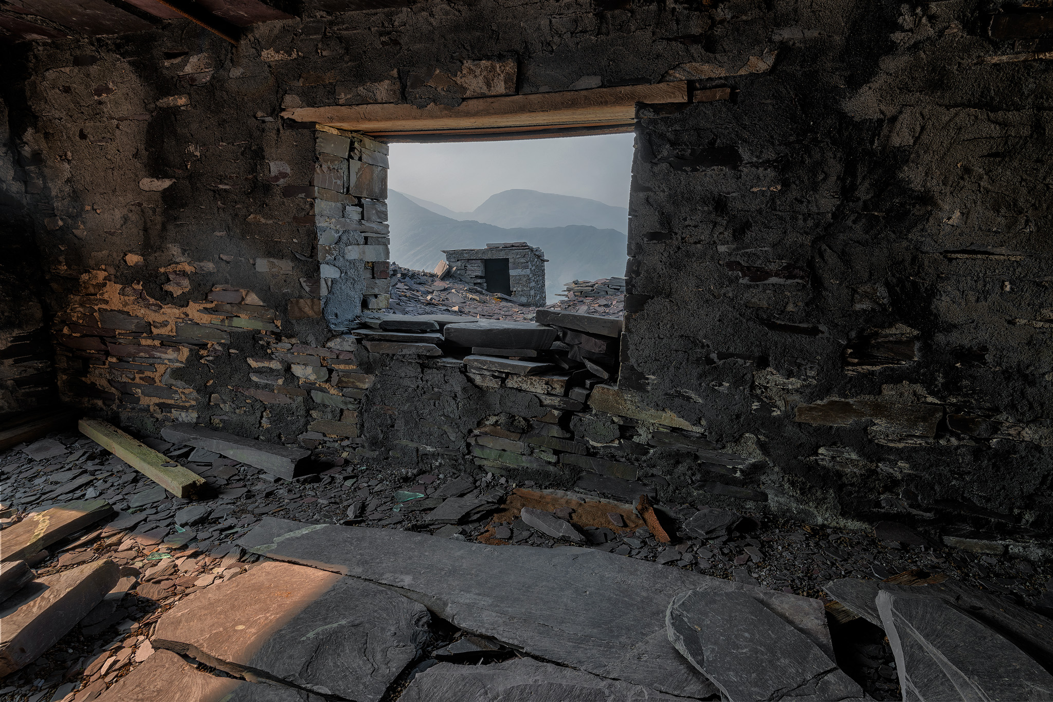 Window on Dinorwic