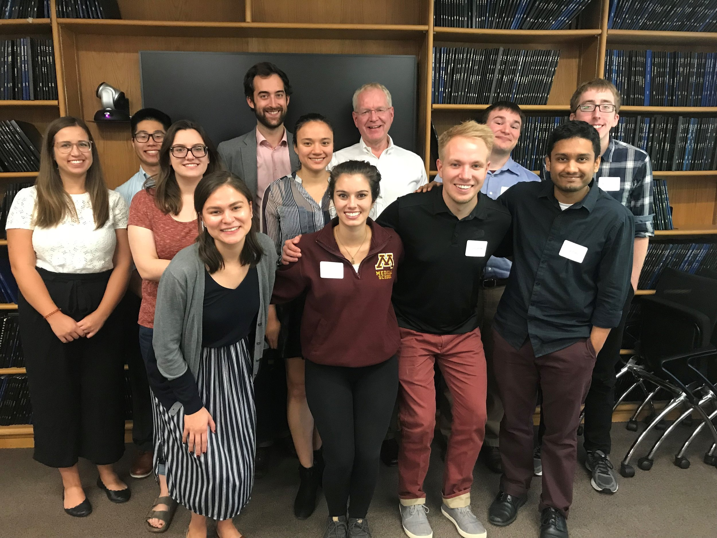 Public Health Advocacy Fellowship - The Dr. Pete Dehnel Public Health Advocacy Fellowship creates a connection between medicine and public health for medical students by offering opportunities for students to engage in local public health advocacy activities.
