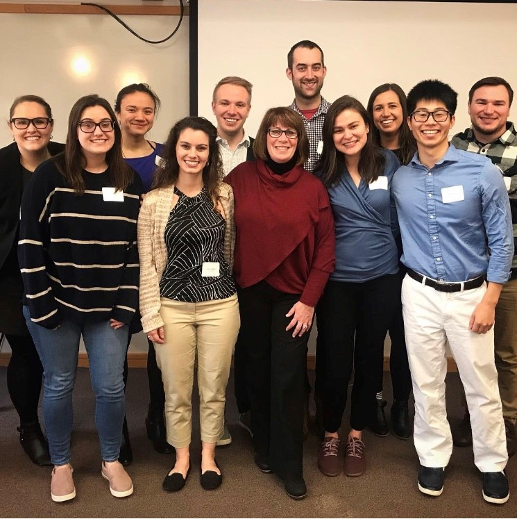 2018 Public Health Advocacy Fellowship - Our first group of fellowship medical students engaged in advocacy projects that covered a spectrum of public health issues. Below, find a list of our 2018 fellowship participants, their physician mentors, and a sentence summarizing the work they completed.