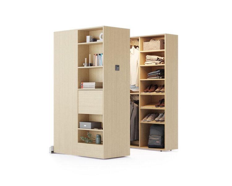 Ori Pocket Closet - Small 4'