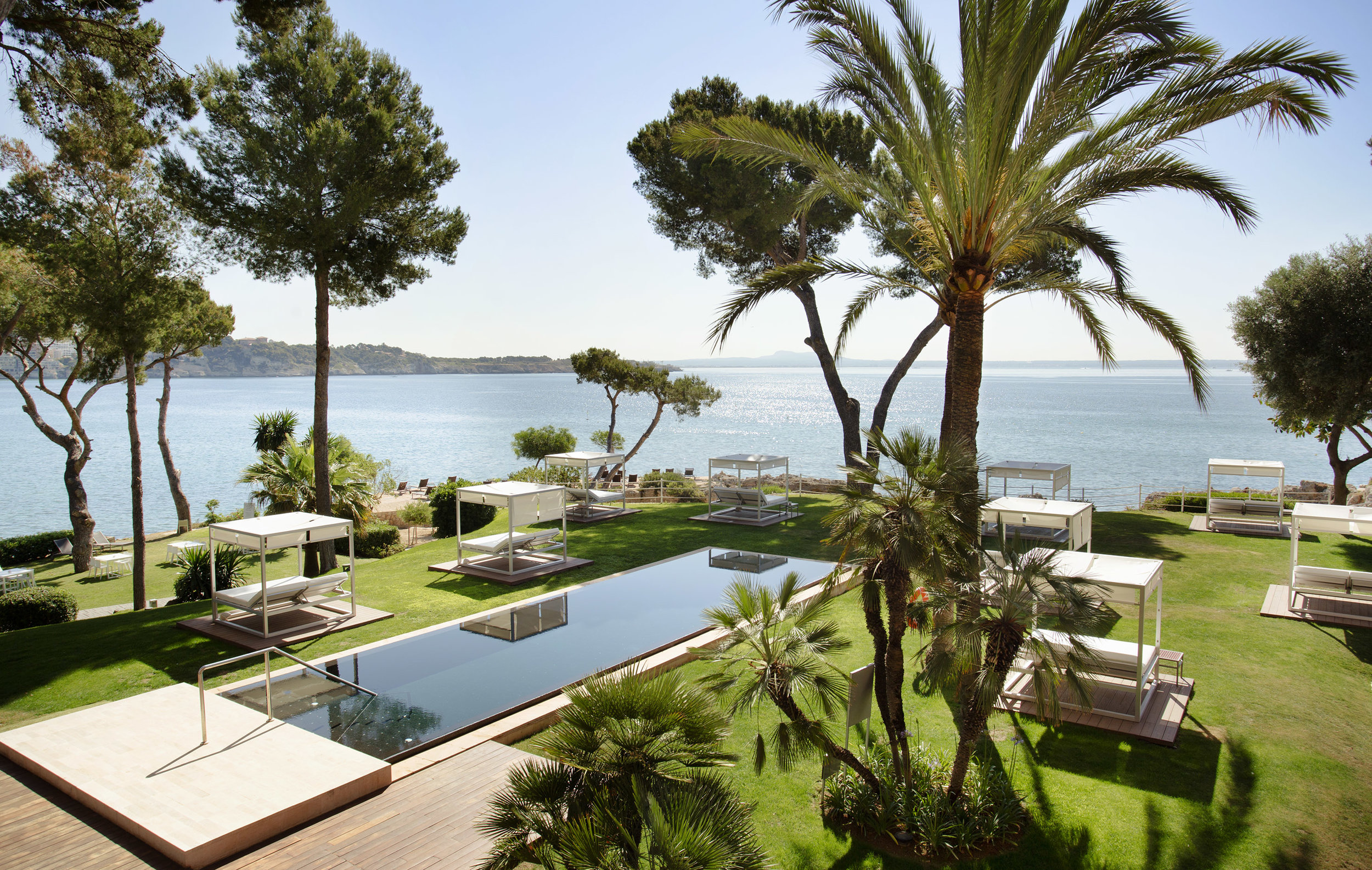 Gran Melia Hotel Palma de Mallorca