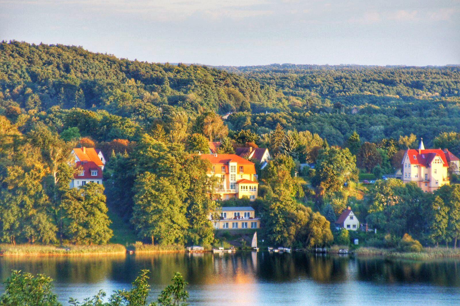 Hotel Vier Jahreszeiten in der Märkischen Schweiz