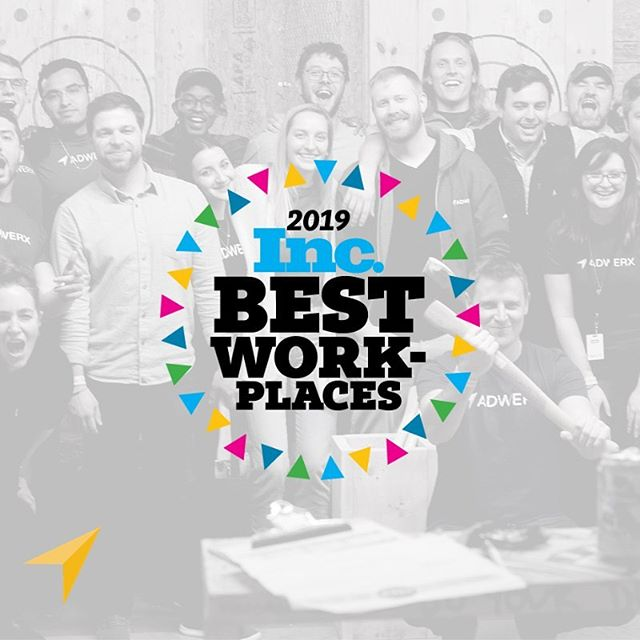 We're excited to announce that we were named one of @incmagazine Best Workplaces of 2019! We're so proud if our conpany, our team, and our culture. Come join us! #incbestworkplaces #startup #durham #tech #career