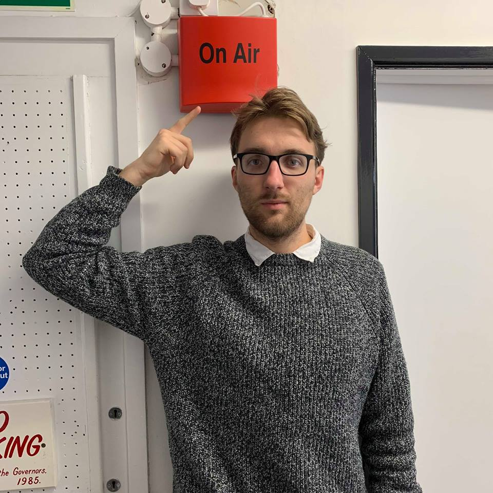 Alex Cartlidge - Producer Episode 5 - Over the last 2 years, Alex has produced and directed live comedy shows across the UK. The sketch show