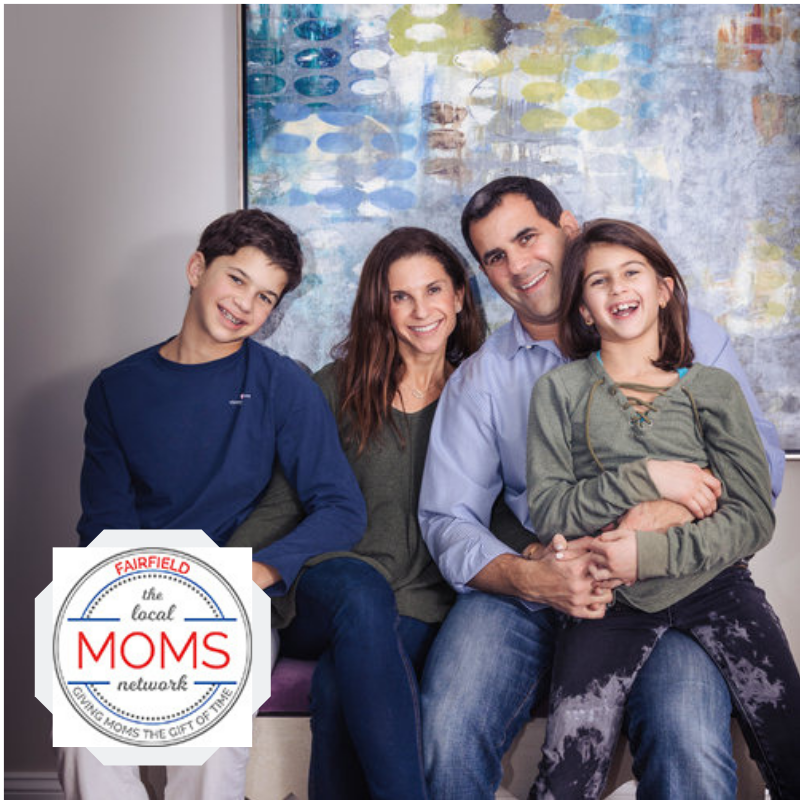 Meet a Mom – Learning & Reading Specialist Lauren Field - Click here to read more of Lauren's interview with Fairfield County Moms Blog. Photography by Tomira Wilcox