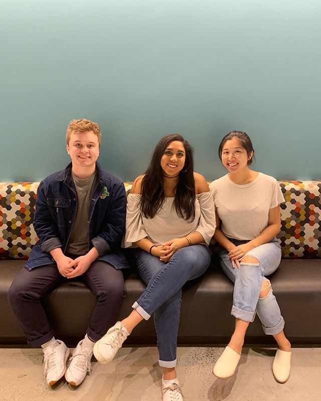Another week of fellows giving some sage advice! 🙌 This week hear them talk about best tips for recents grads wanting to start a career in media & journalism 📰. Listen 👂 to our story, you won't want to miss what they have to say 👏🥇