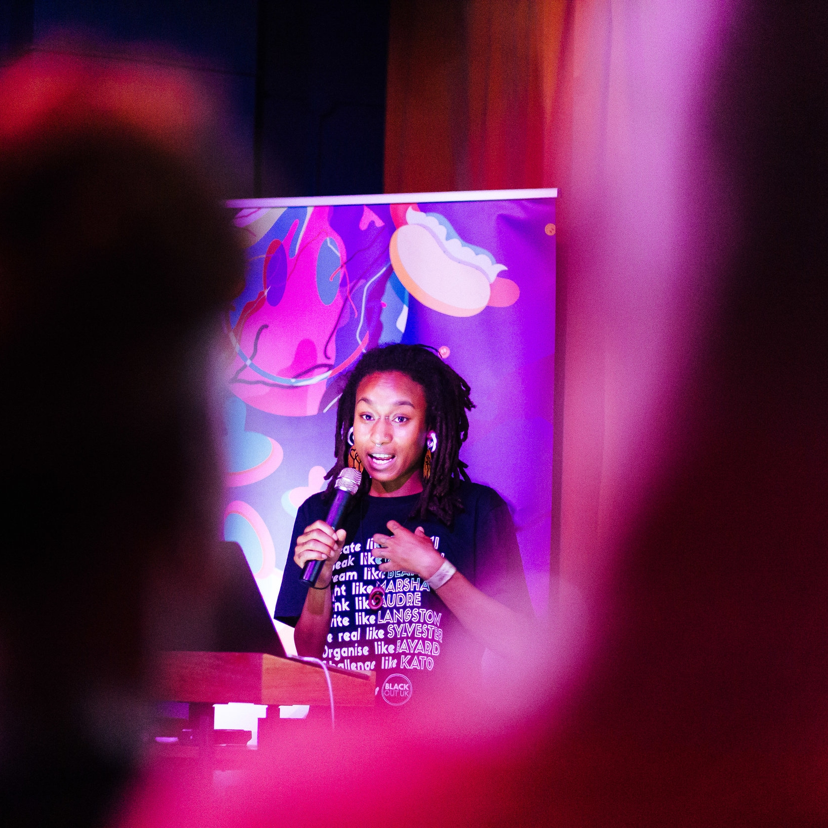 GOT SOMETHING TO SAY? - We are always looking for speakers to contribute to our events?