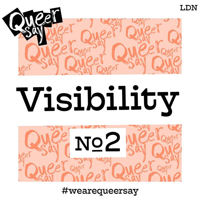 #queersaylondon We're back with Queersay London No2 at @the2brewers on 7th Feb. Speaking at the event we have @ladyphyll and @asifalahore plus more to be announced. Join the conversation and have you say at the Queersay Fishbowl! To get your ticket just follow the link or click the get ticket button on our page!  https://www.eventbrite.co.uk/e/queersay-london-no2-tickets-54752536310 . . . . #visibility #queersay #wearequeersay #London #Lgbtq #conversation #talk #event #fishbowl #bringtheconversation #thetwobrewers #clapham #gaylondon #gaybar #gayclub #queertalk