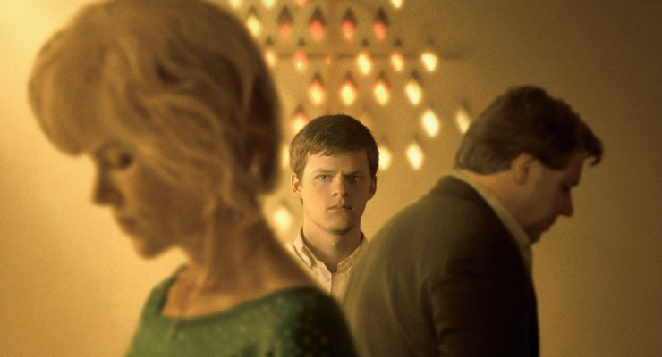 Starring Nicole Kidman, Lucas Hedges and Joel Edgerton. Rated R.