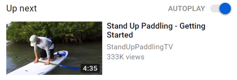 How to get more youtube views: Get Featured on Suggested video content.
