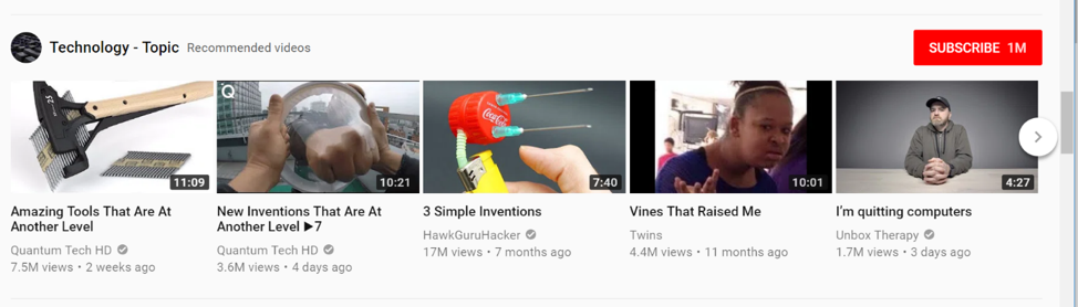 "How to become a ""recommended"" or ""suggested"" video on youtube."