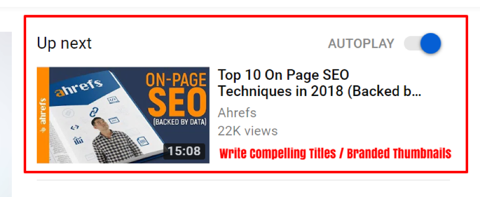how to write the best youtube video titles and thumbnails.
