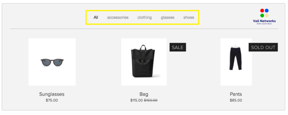 How to Use Categories on Squarespace