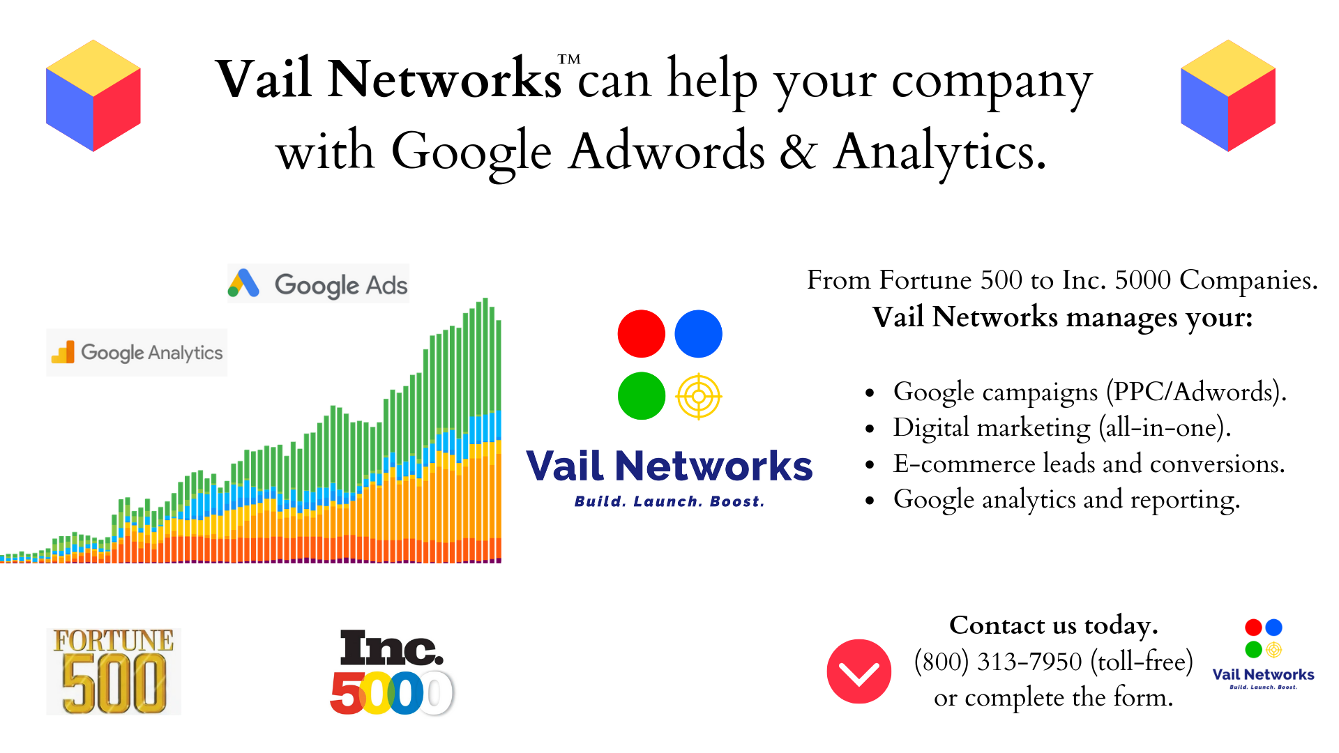 company to help with google adwords and analytics: vailnetworks.com