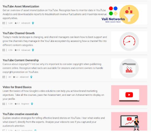 """""""how to become youtube certified"""" by vailnetworks.com"""