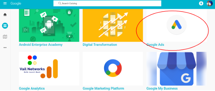 all about the google adwords training courses and program.
