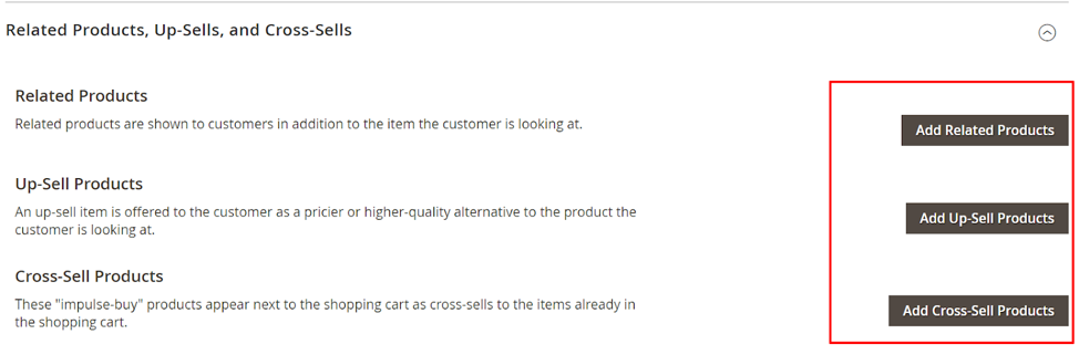 how to add related products on magento.