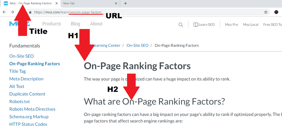 how to optimize site for seo.