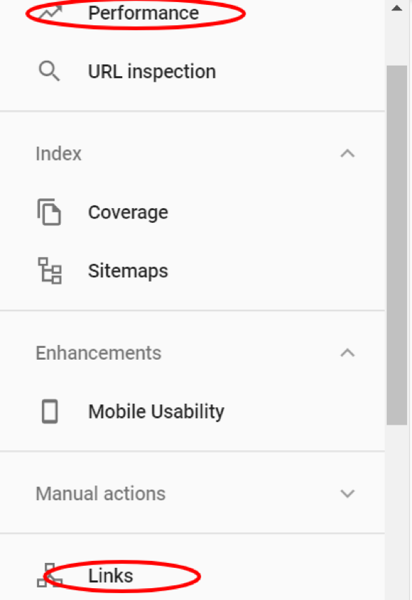 how to use google search console.