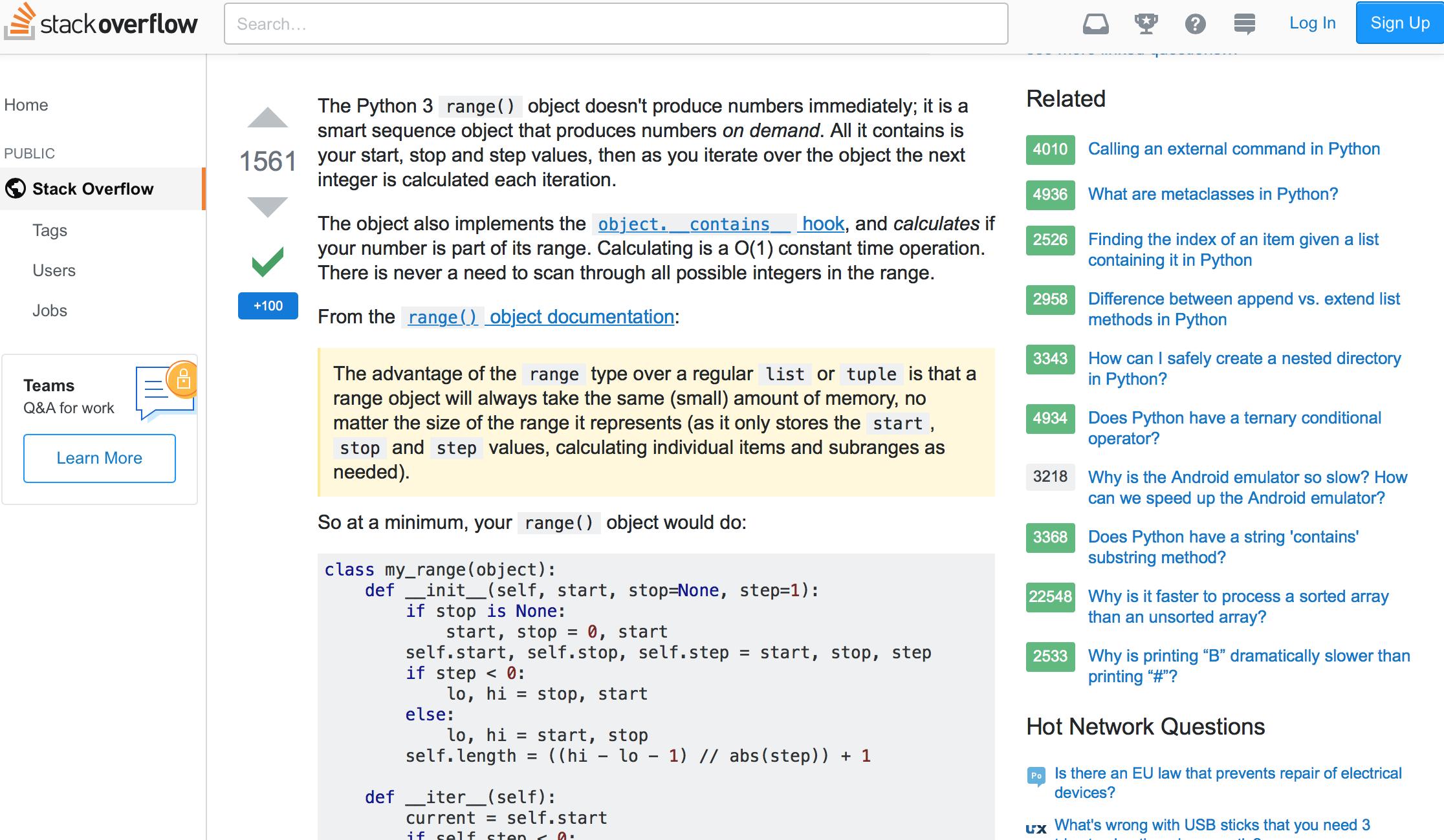 Martijn Pieters Popular Stack Overflow contributors