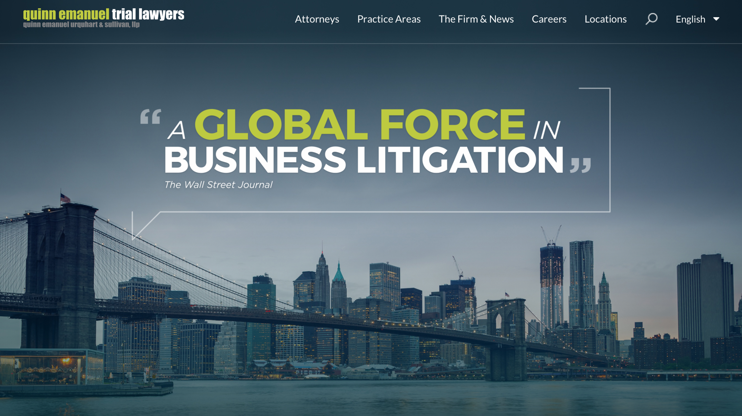 your website is a crucial aspect of Law firm marketing