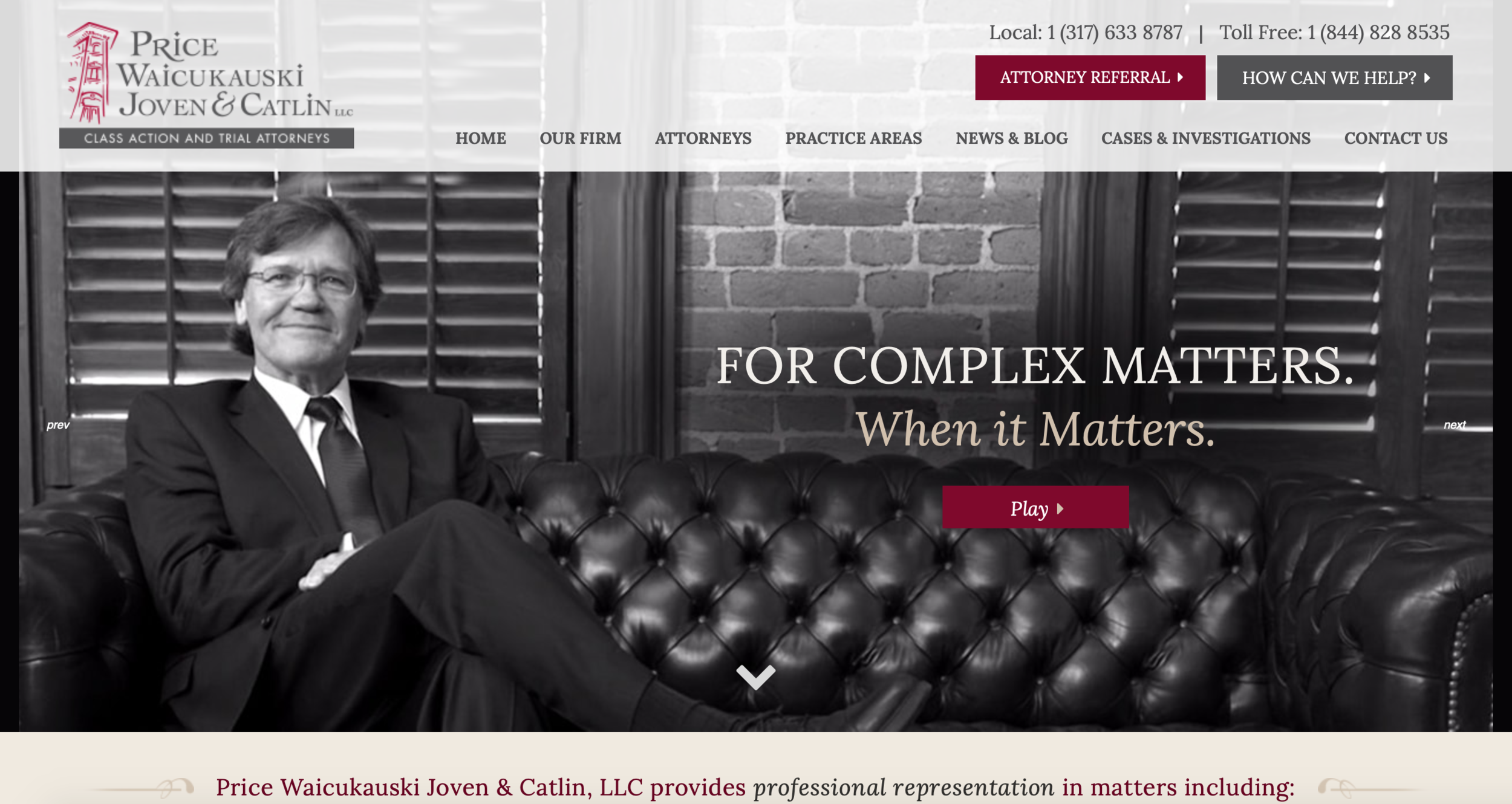 The Ultimate Guide for Attorneys and Law Firm Marketing and Website