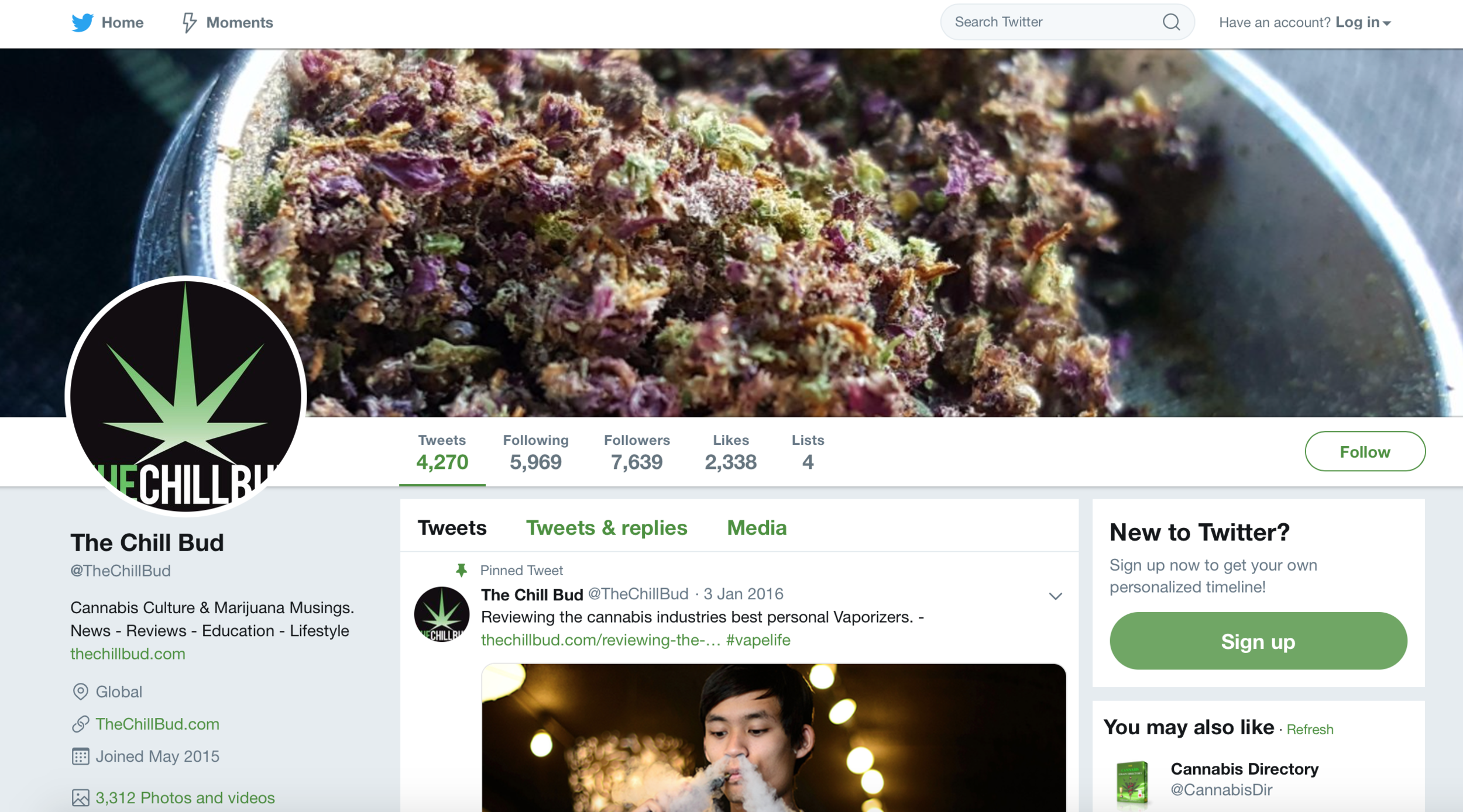 Twitter can be a strategic part of your cannabis marketing plan.