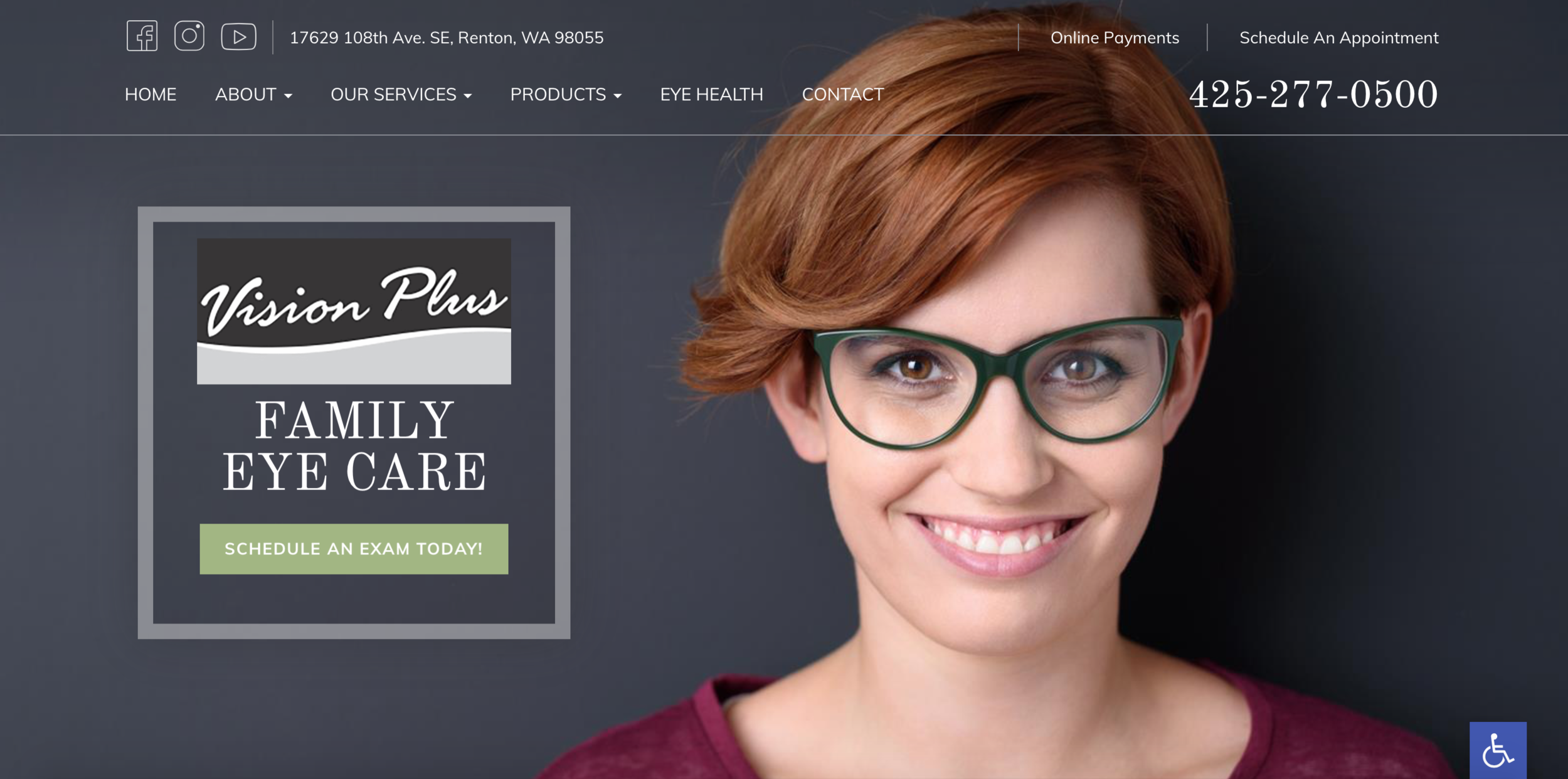 the importance of a good website for optometrists