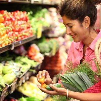 FRUIT AND VEGETABLE BUCKS -