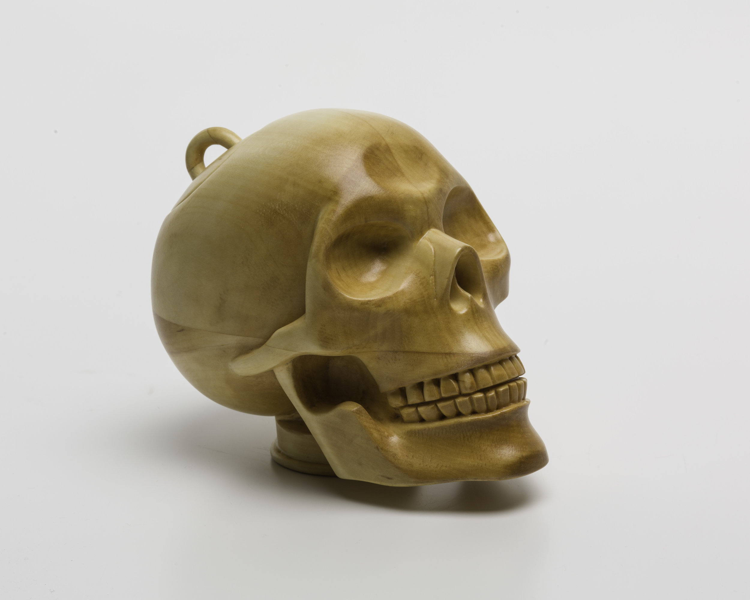 Skull Teapot, 2014