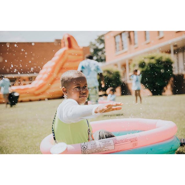 """""""What counts in life is not the mere fact that we have lived, it is what difference we have made to the lives of others that will determine the significance of the life we lead."""" - Nelson Mandela • • • • • • #camphopeworldwide #rva #loveVA #missions #travel #summer #hope #waterdrops #kids #funinthesun"""