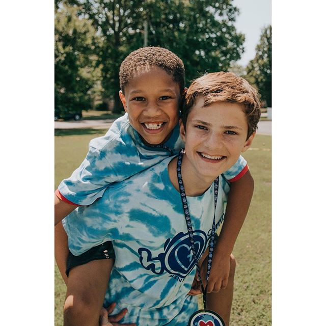 """""""But the most beautiful things in life are not just things. They're people and places, memories and pictures. They're feelings and moments and smiles and laughter."""" - Unknown • • • • • #camphopeworldwide #loverva #hope #missions #travel #piggybackrides #friendship #smiles #kids #summercamp #virginiaisforlovers"""