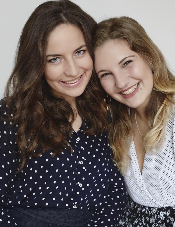 Gabriela Dittrichova & Cecilia Righini - the designers behind Vagina-Nomics